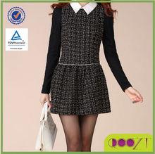 dress/Black long sleeve spring women dress pictures formal dresses women