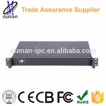 19 inch 1U firewall server case/SAN/NAS/router/log storage/server appliances