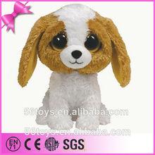 Super Soft Custom Product Wholesale Plush Dog With Big Eyes