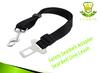 Hot selling adjustable retractable car safety seat belt dog leash