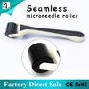 (Hot) ZL Dermaroller Manufacturer Direct Sale 192 Titanium Alloy Seamless Microneedling Dermaroller