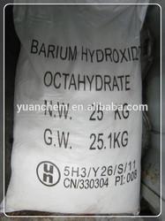 Monohydrate, Octahydrate, Barium Hydroxide