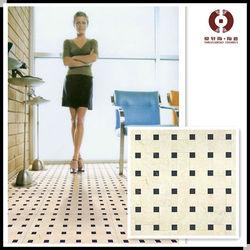 China Marfi cream & Emperador Marble tile
