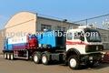 arena de lavado de camiones
