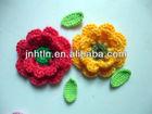 custom decorative crochet handmade flowers