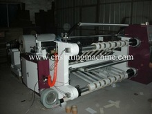 Horizontal Slitting and Rewinding Machine for Paper