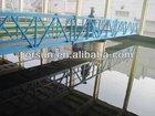 Sludge scraper and suction machine in chemical industry sludge treatment