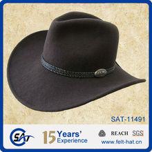 wholesale cowboy hat,bulk straw cowboy hats, 100% pure wool
