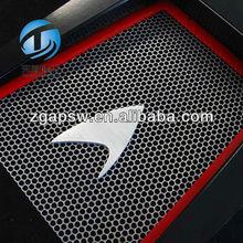 Stainless Steel/Aluminum/Copper/Galvanized Plain Perforated Metal Mesh