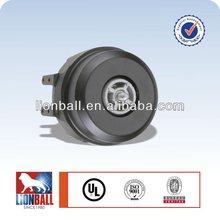 YJ9-C12 UL approval cast iron single feet electric single phase unit bearing motor