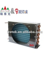 1/4HP-30HP Copper Tube Condenser