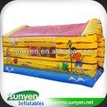yeni şişme bouncy evi priting oyunları
