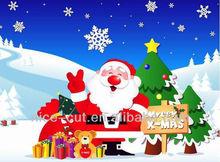 NC-6090 Christmas trees/gifts/ornament making machine