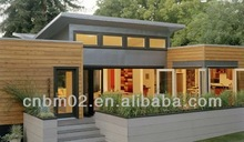 china luxury prefab light steel villa house Luxury holiday houses prefabricated modern villa for sale