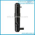 0.6x-4.0x co- axial de la iluminación del tubo mini microscopio de vídeo