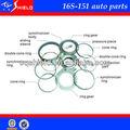 zf 16s151 manual caixa de transmissão e suas respectivas peças sobressalentes