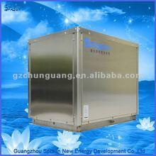digital thermostat water chiller underground water heating pump