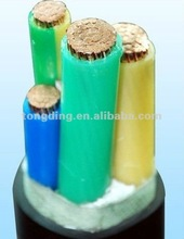 XLPE Insulated Power Cable with Low-voltage (0.6/1 KV)
