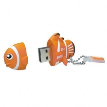 Wholesale Freesample Highspeed cheap cute mini cartoon usb flash drive for Promotional gifts