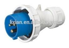 industrial plug/power plug 0232 CE/CB IP44 3P+N+E wall Industrial Socket electrical Plug&socket male and female Industrial plug