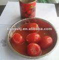 conservas de tomate pelado inteiro