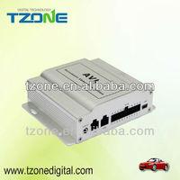 Car GPS Tracker, two-way communication,fuel sensor,RFID reader