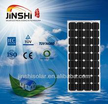 Cheap Mono 100 watt Solar Panel with TUV