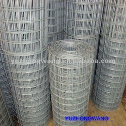 Heavy Gauge Welded Wire Mesh Fence Sizes with Factory Price
