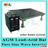 200W solar panel,5.5V/12V/220V solar generator