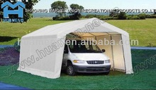 Heavy duty UV resistant enclosed Canopy Carport