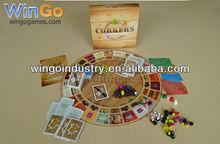 custom board game production