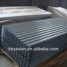 Galvanized corrugated roof tile/Corrugated sheets/ corrugated shack wall