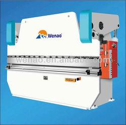 WC67 hydraulic press brake/CNC press bending machine/plate bending machine,China