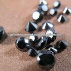 Natural Loose Black Round Diamond
