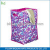 Foldable Fabric collapsible laundry basket