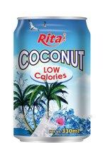 Low Calories Coconut Juice