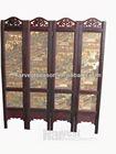 2015 hot sell vintage wooden screen room divider