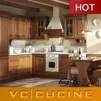 Manufacturer coffee glaze maple kitchen cabinets