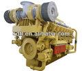 la serie 6000 tierra del motor diesel