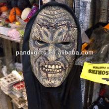super lifelike halloween old man latex mask