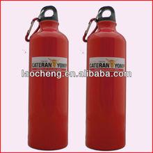 500ml aluminum bottle,aluminum drink bottle (BPA FREE With SGS ,FDA)