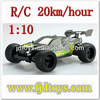 2.4G high speed rc 1 10 4wd rc racing car