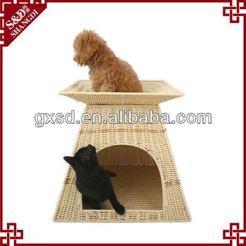 waterproof eco-friendly handmade durable dog kennel wholesale