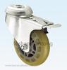 Light Duty Top Polyurethane(PU) small pneumatic wheels