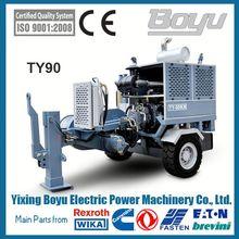 transmission stringing equipment overhead transmission line equipment