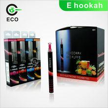 2014 Best Selling Colorful Crystal E-hookah electronic cigarette e hookah