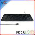 2013 più caldo più nuovo desktop tastiera araba da shenzhen iso fabbrica