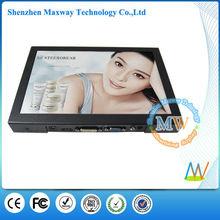 """HDMIport, DVI, VGA input 10.1"""" small size lcd monitor"""