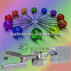New designed PLC lollipop wrapping machine