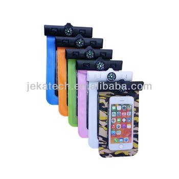2014 trend waterproof bag For iPhone 5 waterproof case